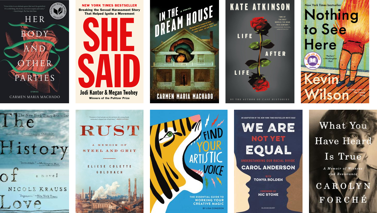 A Well Read Woman Is A Dangerous Creature Meaning the seattle review of books